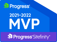Sitefinity MVP